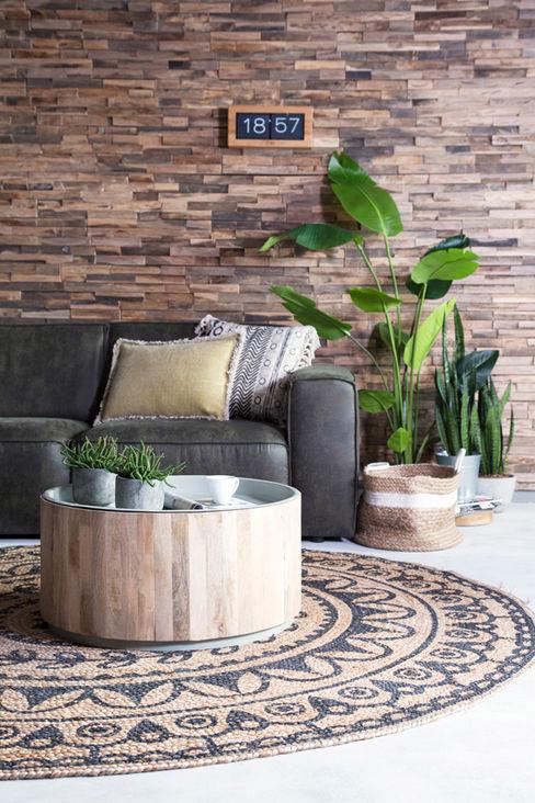 Sfeerberg woon & Kado Walls & flooringCarpets & rugs Black
