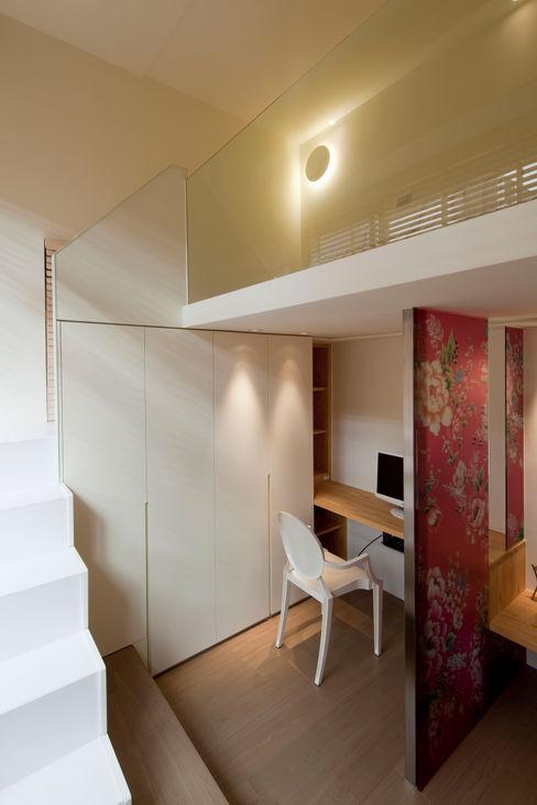 士林陳宅 四一室內裝修有限公司 現代房屋設計點子、靈感 & 圖片