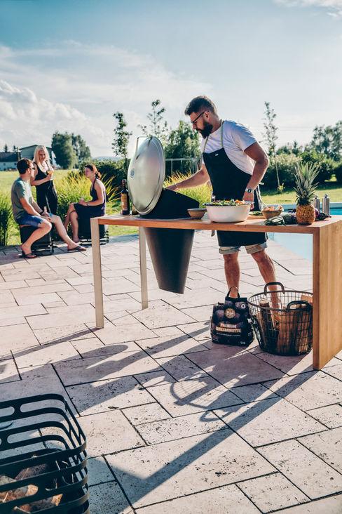 CONE Einbau höfats GmbH Minimalistischer Garten