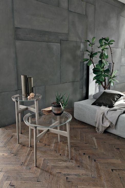 Abita design srl / Paolo Vindigni Moderne Wohnzimmer