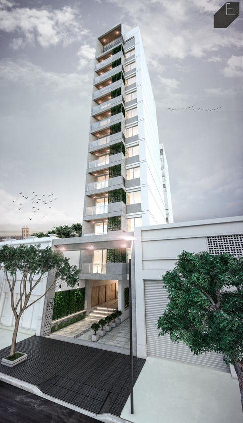 Etéreo Arquitectos Terrace house