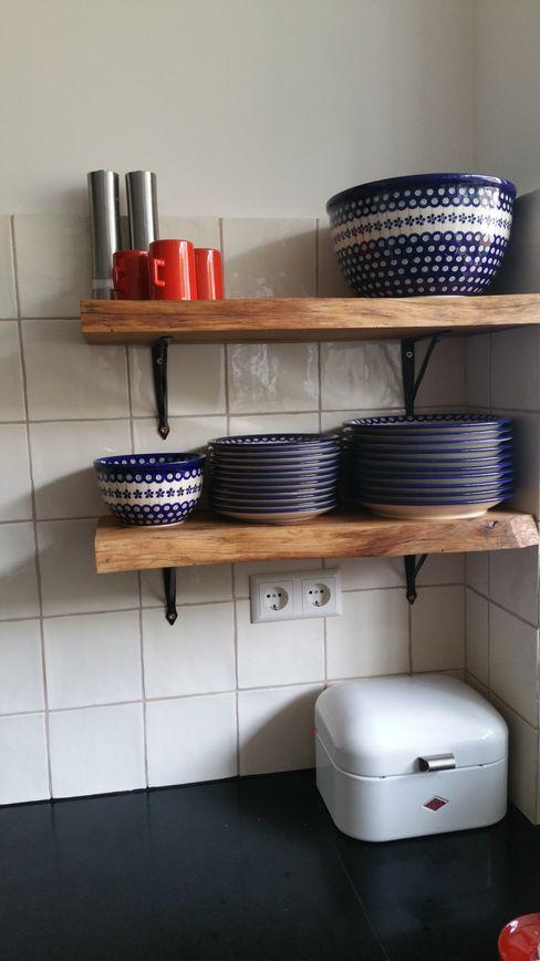 Open keuken Vine Home Design KeukenKasten & planken