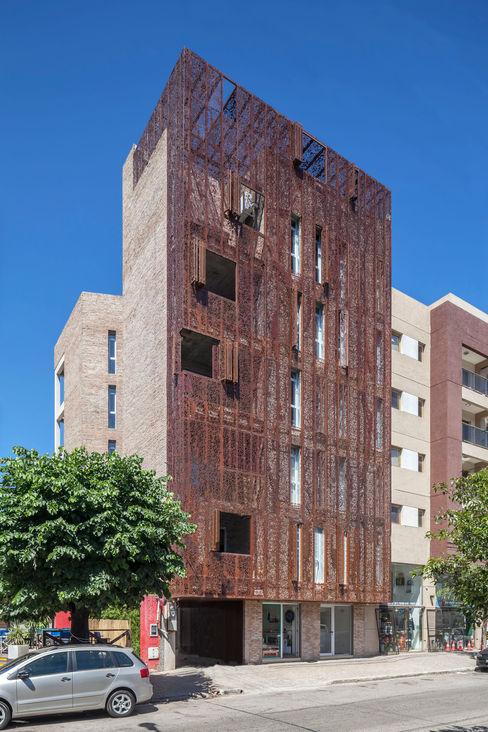 Ciudad y Arquitectura Terrace house