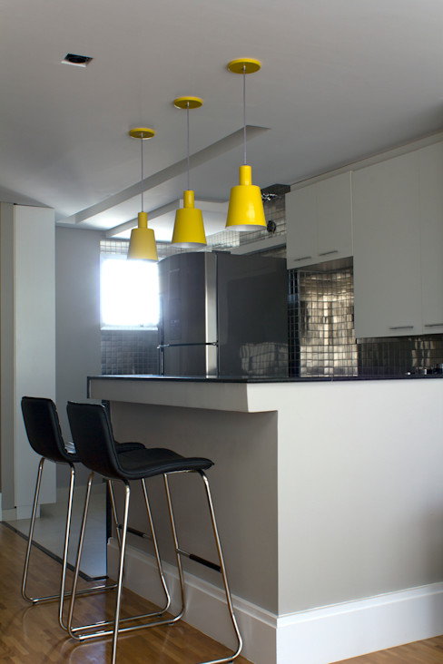 TM HOME - Vila Mariana Semíramis Alice Arquitetura & Design