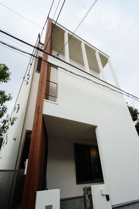 逆遠近法の家 前田敦計画工房 一戸建て住宅