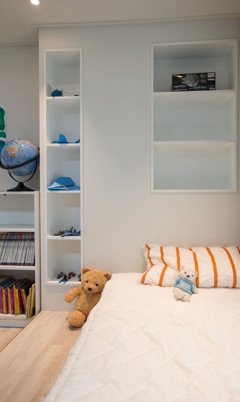homify Dormitorios infantiles modernos