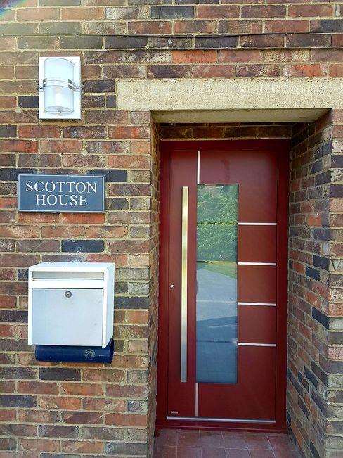General Images RK Door Systems Modern style doors