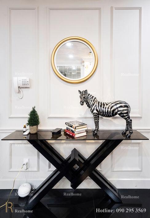 REAL HOME VN Salon scandinave