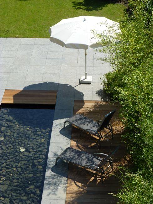 Architetkurbüro Schulz-Christofzik Garden Pond