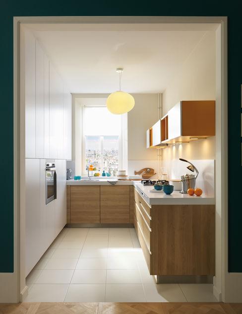 Kleine Küche ganz groß Schmidt Küchen KücheSchränke und Regale