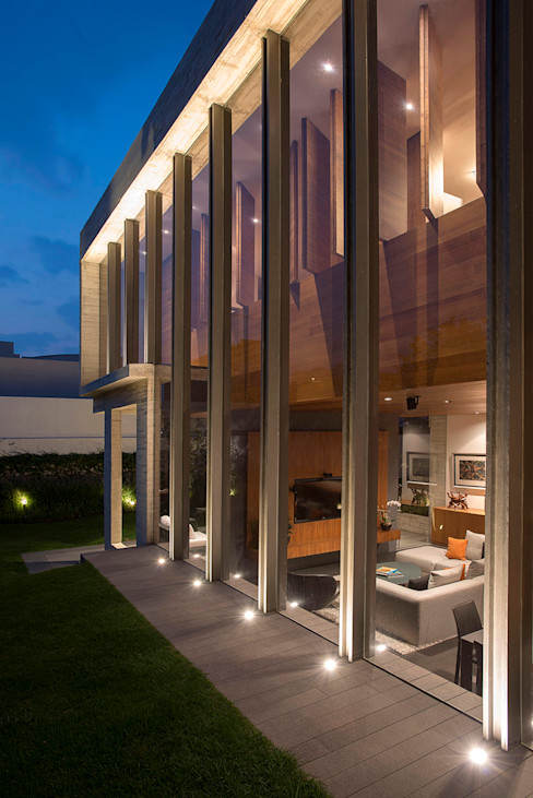 Serrano Monjaraz Arquitectos Moderne Häuser