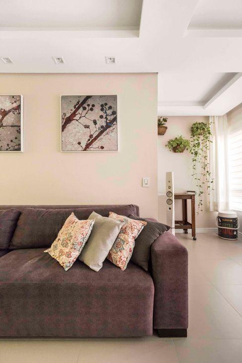 Kali Arquitetura Modern living room