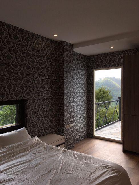 homify Minimalist bedroom MDF Grey