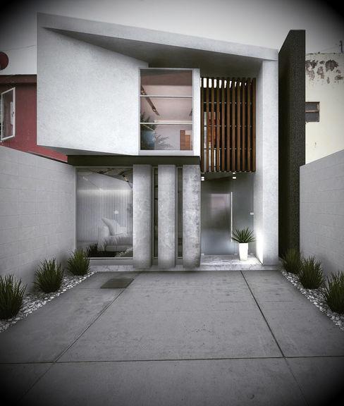 CASA GDL IMA GEN Casas minimalistas