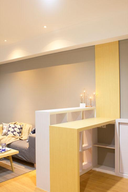TIES Design & Build Skandinavische Esszimmer