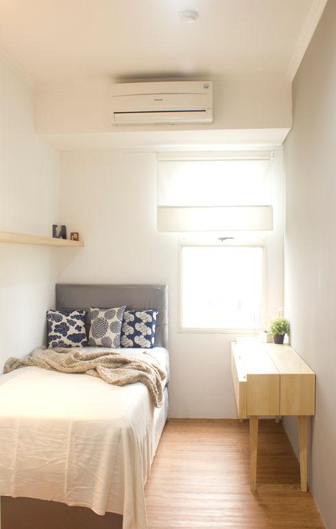TIES Design & Build Skandinavische Schlafzimmer