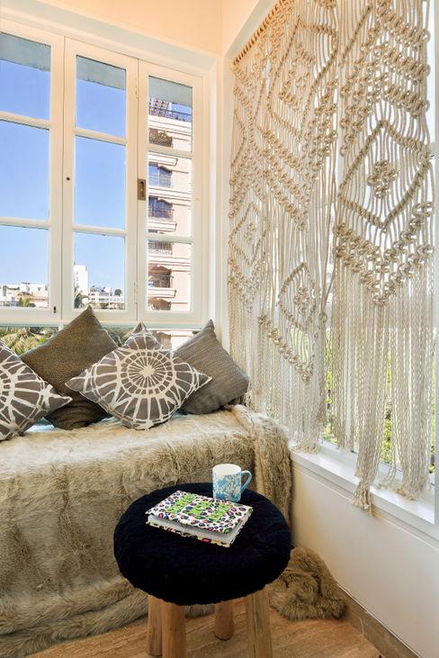 SAGA Design Fenêtres en bois Verre Blanc