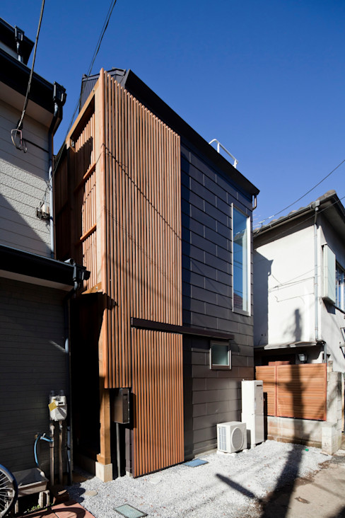ろじのさき 株式会社 ギルド・デザイン一級建築士事務所 木造住宅