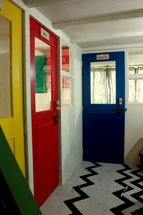 Dezinebox Commercial Spaces Multicolored