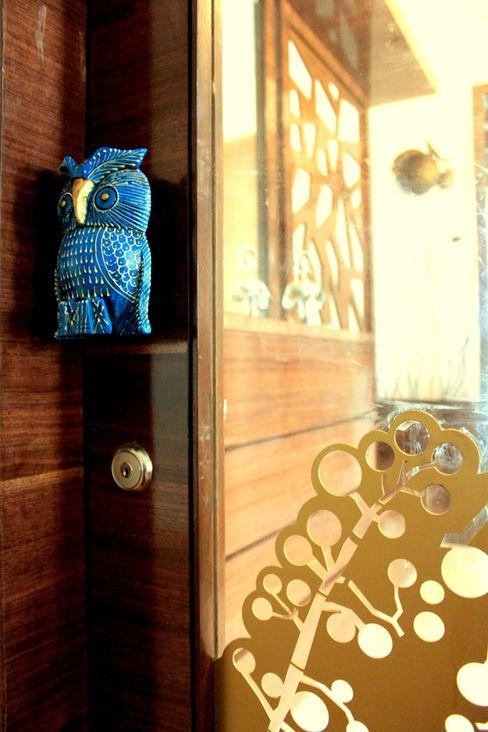 Entry Gate with innovative handles Dezinebox Corridor, hallway & stairsAccessories & decoration