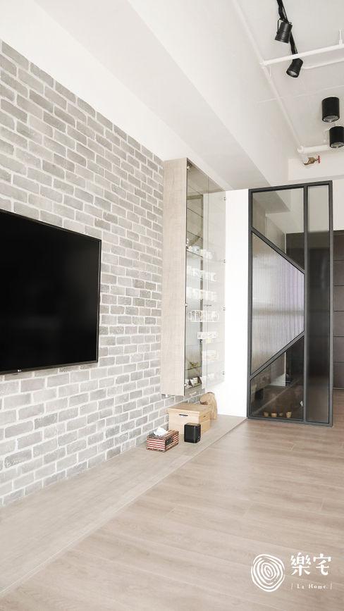. 樂宅設計 系統傢俱 Living room