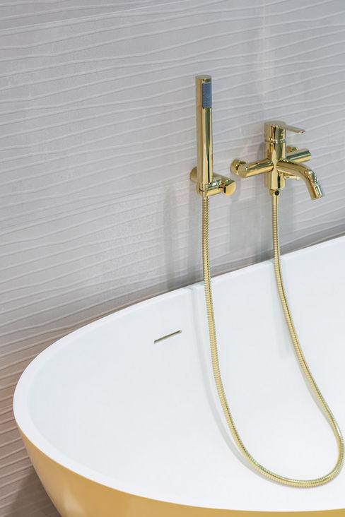 Smile Bath S.A. Modern bathroom Amber/Gold