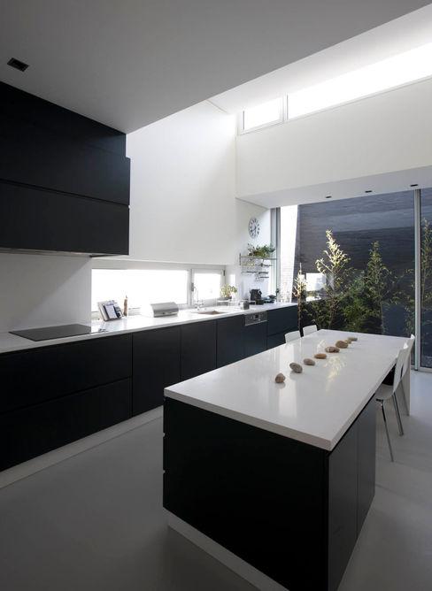 Cozinha - Vivenda em Famalicão - SHI Studio Interior Design ShiStudio Interior Design Armários de cozinha