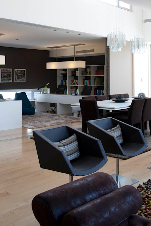 Vivenda em Famalicão - SHI Studio Interior Design ShiStudio Interior Design Sala de estarAcessórios e Decoração