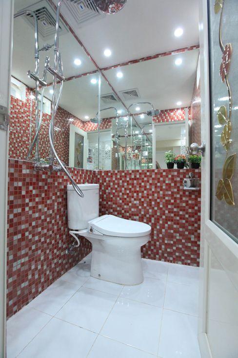 PT. Dekorasi Hunian Indonesia (DHI) モダンスタイルの お風呂