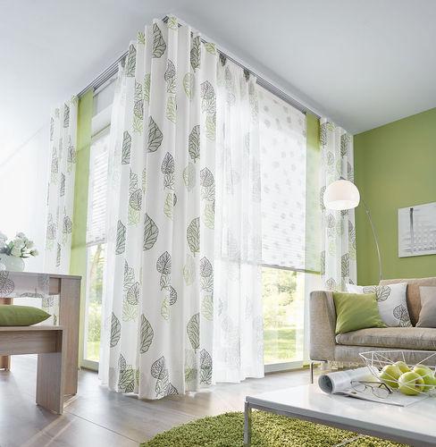 UNLAND International GmbH Windows & doors Curtains & drapes Textile Green