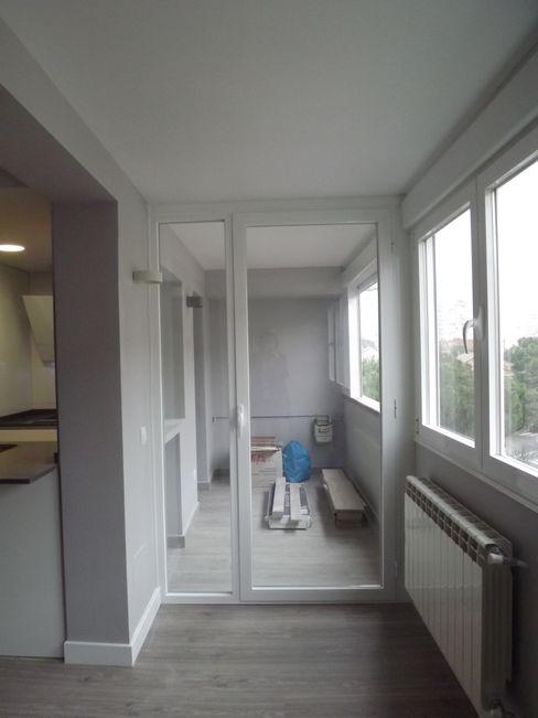 Terraza Almudena Madrid Interiorismo, diseño y decoración de interiores Cocinas integrales