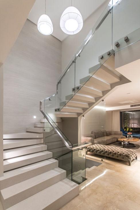 Escaleras Design Group Latinamerica Escaleras Piedra Blanco