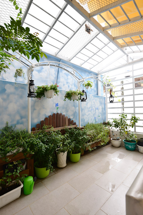 Archifix Design Jardines de estilo moderno