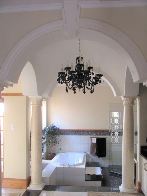 newly built en-suite Nuclei Lifestyle Design Classic style bathroom