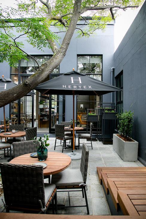 Hertex Eatery - Exterior View Renov8 CONSTRUCTION