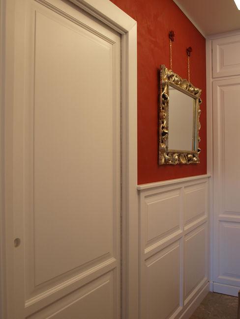 Dettagli Zanzotti Design Ingresso, Corridoio & Scale in stile classico