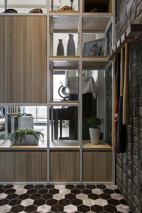 心靈捕手 達譽設計 熱帶式走廊,走廊和樓梯 金屬