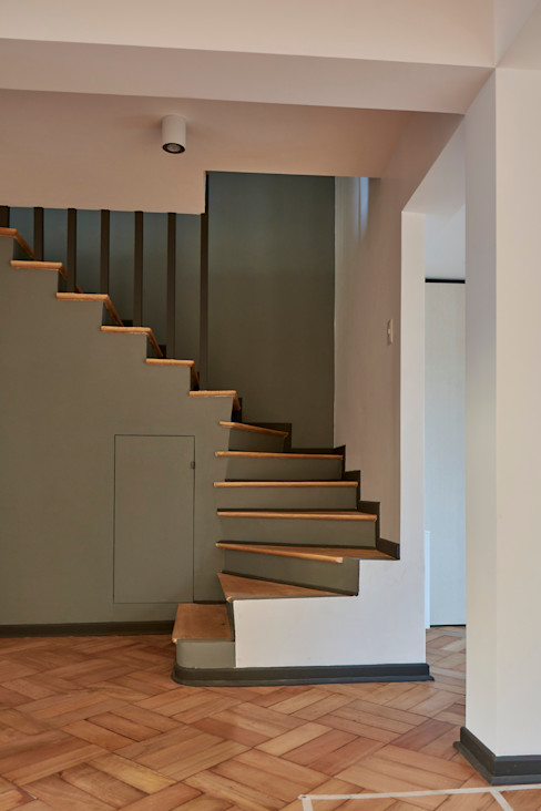 LEON CAMPINO ARQUITECTURA SPA Stairs
