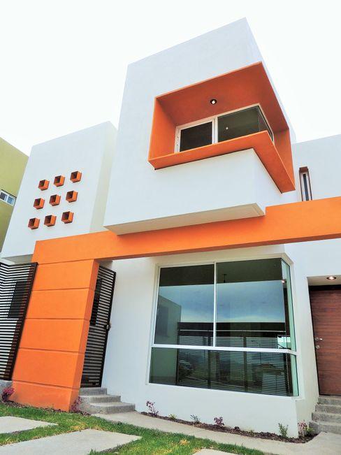 CASA HELENA DOOR arquitectos Casas minimalistas