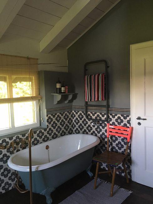 Maxxwell AG Classic style bathroom Iron/Steel Green