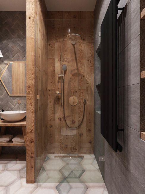 Дизайн интерьера Киев tishchenko.com.ua Ванна кімната