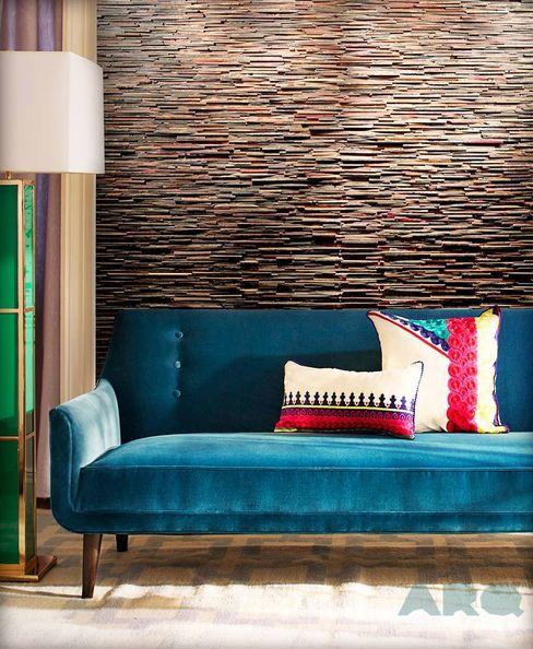 Pladec - Old Barrels Collection CreativeArq Hotéis clássicos Madeira Acabamento em madeira