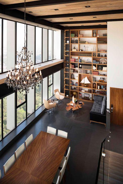 Global Woods Modern living room