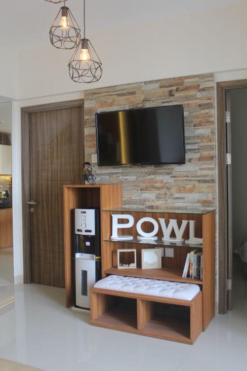 POWL Studio Living roomTV stands & cabinets