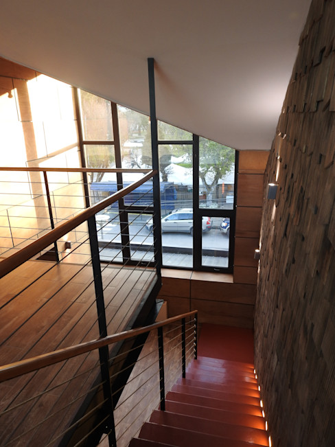 U.R.Q. Arquitectura Stairs