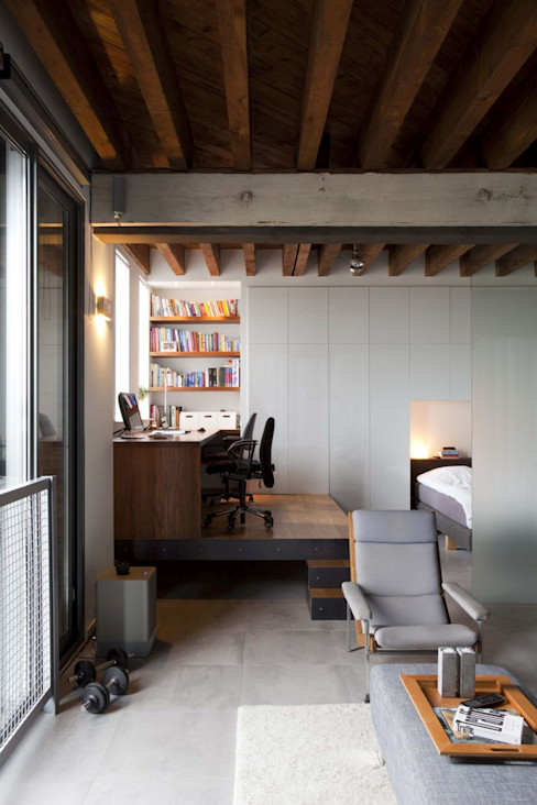 Thijssen Verheijden Architecture & Management 客廳