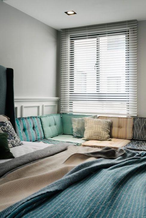 家,就是最真實的美好-百葉簾.蜂巢簾 MSBT 幔室布緹 Windows & doors Windows Solid Wood White