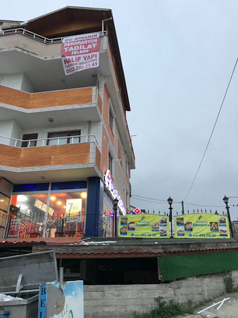 Halif Yapı Casas multifamiliares