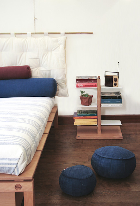The exaggerated Zia Bice Le zie di Milano BedroomWardrobes & closets Solid Wood