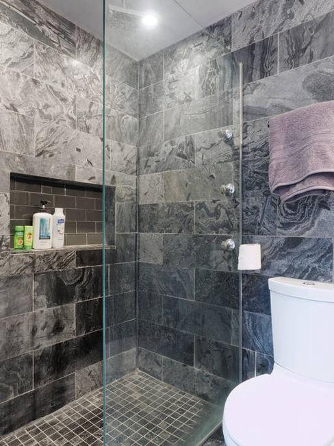 Metruk Bir Depoyu Restose Ederek Çalışma Ofisi Haline Getirmek Vip Dekorasyon Klasik Banyo